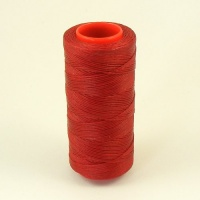 Heavy 1mm Synthetic Thread Red