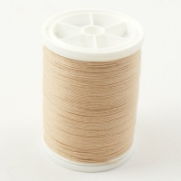 Beige Linen Sewing Thread Gruschwitz Sahara 196