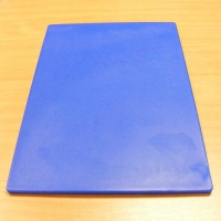 Large Blue Cutting Board 30 x 45cm