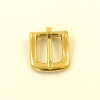 12mm Cast Brass West End Buckle