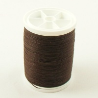 Brown Linen Sewing Thread Gruschwitz Braun 101