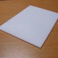 Large White Cutting Board 30 x 45cm