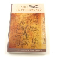 Learn Leatherwork DVD - Basic Skills Course