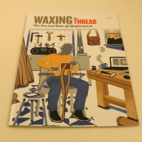 Waxing The Thread Leathercraft Magazine Issue 1