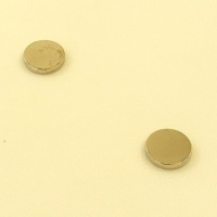 Disc Magnets  - Small 12mm (1/2'')