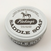 Saddle Soap Large Tin White