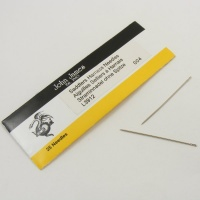 Small Saddlers Harness Needles - No 4 Size - Pack of 25