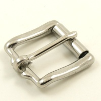 Stainless Steel Roller Belt Buckle 19mm (3/4'')