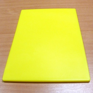 Large Yellow Cutting Board 30 x 45cm